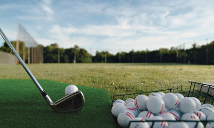 $15 for 10 Tokens for Driving-Range Practice at Marion Lake Club ($30 Value)