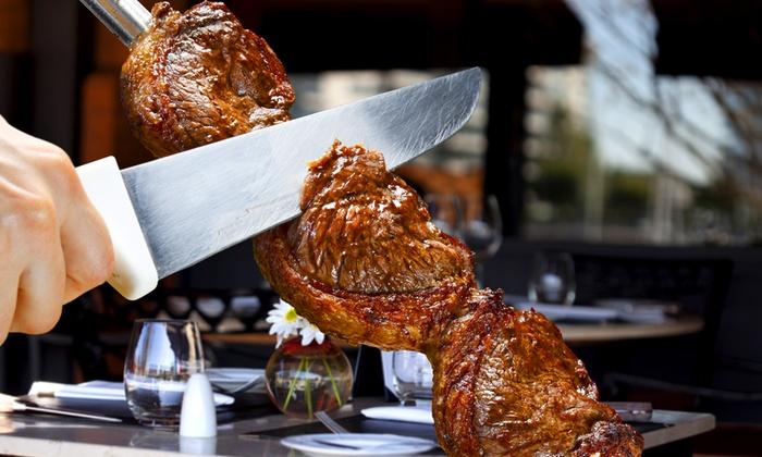 Corcovado Club - CORCOVADO: Cena brasiliana con 1 kg di churrasco e sangria da 24,90 € in via Bausan