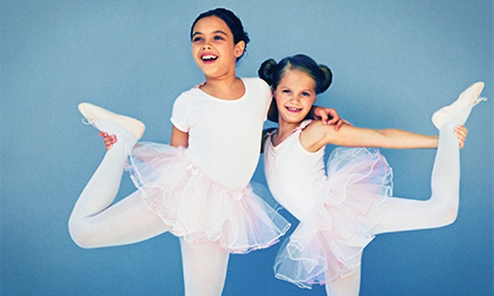 Making Moves Dance Collective - Beltsville: Four Classes for Kids Aged 3–5, 5–18, or 6–11 at Making Moves Dance Collective (Up to 59% Off)