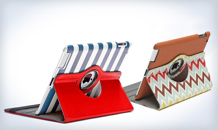 Aduro Rotating iPad Stand Case: $8.99 for an Aduro Rotating iPad Stand Case ($39.99 List Price). Multiple Colors Available. Free Returns.
