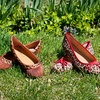 Up to 64% Off Bettie and Este Flats by Kelsi Dagger