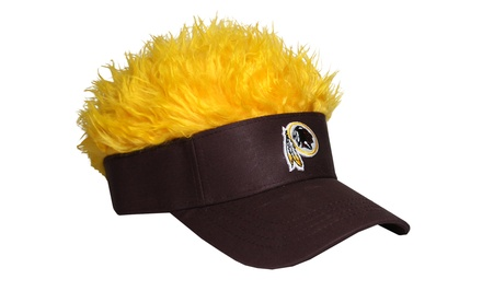 NFL Hair Flair Fan Visor