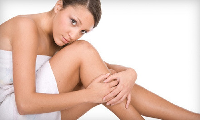 Skin Laze - Syracuse: Three Laser Hair-Removal Treatments for a Small, Medium, or Large Area at Skin Laze (86% Off)