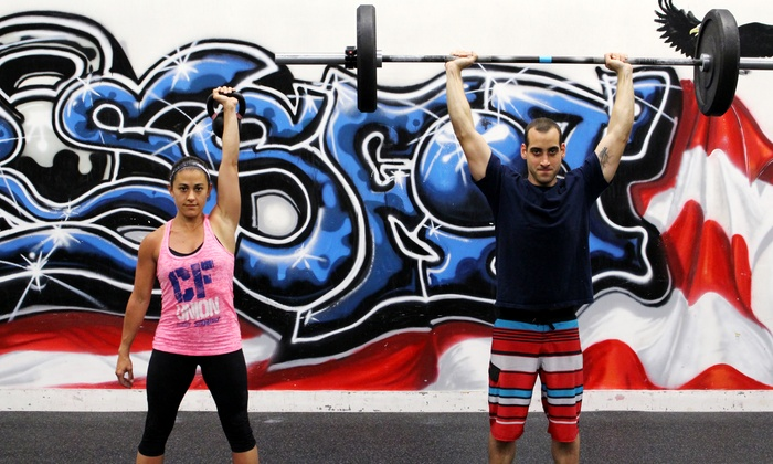 Crossfit Union - Sudbury: 10 CrossFit, Yoga, or Spin Classes or One Month of Unlimited Classes at CrossFit Union (Up to 66% Off)