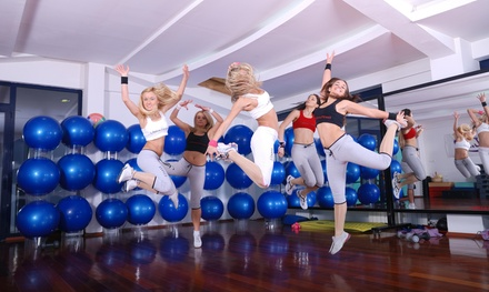 10 Dance-Fitness Classes at Dance Trance Charleston (70% Off)