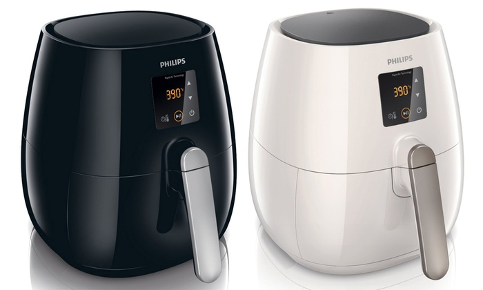 Philips Digital Airfryer with Rapid Air Technology (Manufacturer Refurbished)