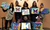 Up to 47% Off Painting Workshop at Mix it Up Creative Studio