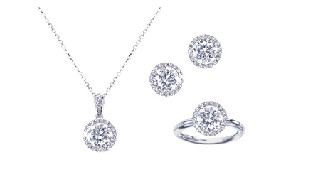Landau 1 Ct. Pavé Holiday Collection Necklaces, Earrings, or Rings. Free Returns.