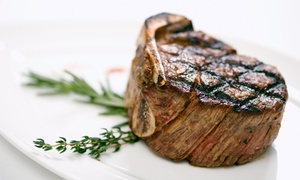 The 5 and Diamond: New American Meal for Two or Four at The 5 and Diamond (Up to 60% Off)