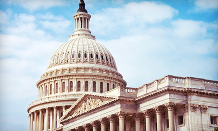 CapitolCity DC Tours and Events, LLC - Washington DC: Spanish Stroll or Sexual Scandal Walking Tour for One or Two from CapitolCity DC Tours and Events, LLC (Up to 60% Off)