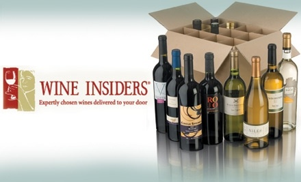$75 Groupon to Wine Insiders' Online Store - Wine Insiders' Online Store in