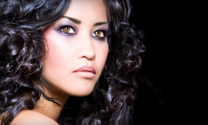 The Loft Hair Design - Anchorage: Half Off Hair and Waxing Services at The Loft Hair Design. Two Options Available.