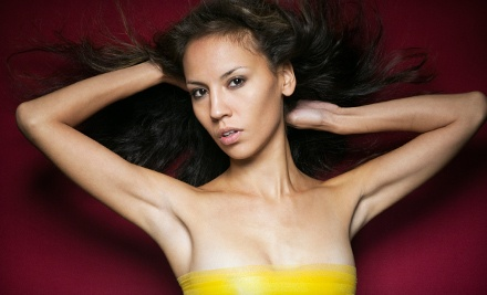 3 Laser Hair Removal Treatments for a Small Area - Balle Bliss Luxury Medical Spa in Cypress