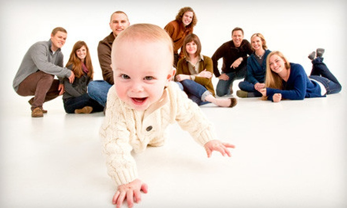 """Busath Photography - Greater Avenues: $69 for a Photography Package with Studio Session and an 11""""x14"""" Print at Busath Photography ($344 Value)"""
