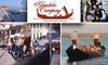 The Gondola Company - Coronado: $40 for Pasaporto Cruise for Two from The Gondola Company