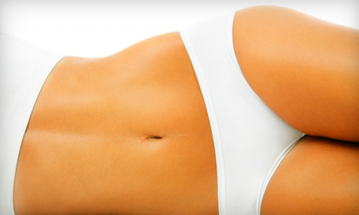 Pittsburgh Body Wraps  - Multiple Locations: One, Two, or Three Body-Contour Wraps at Pittsburgh Body Wraps (Up to 65% Off)