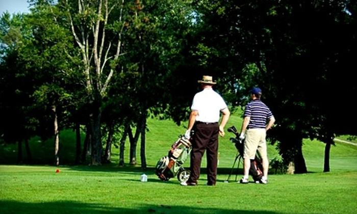 Bridgeview Golf - Columbus: $10 for Nine Holes of Golf Plus Cart Rental at Bridgeview Golf ($20 Value)