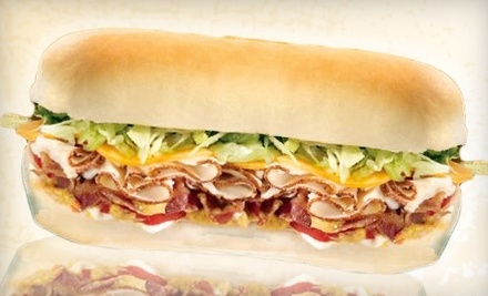 $10 Groupon to Erbert and Gerbert's Sandwich Shop - Erbert and Gerbert's Sandwich Shop in Decatur