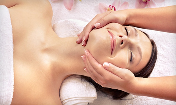 La Pelle Skin Spa & Boutique - Cental Napa: $109 for Spa Package with a Massage, Facial, and Hand-and-Foot Scrub at La Pelle Skin Spa & Boutique ($235 Value)