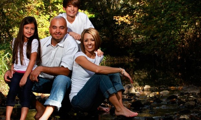 CaraDee Photography - Springfield: $49 for a Portrait Session, Prints, and Digital Image from CaraDee Photography ($340 Value)
