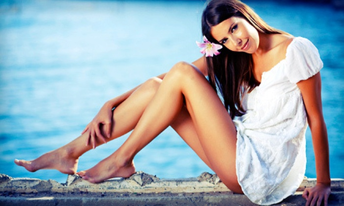 Quick Weight Loss and Skin Care - Summerlin: Six Laser Hair-Removal Treatments on a Small, Medium, or Large Area at Quick Weight Loss and Skin Care (Up to 87% Off)