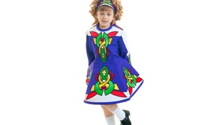 Rince O' Chroi School of Irish Dance: Four or Eight Beginners Irish Dance Classes at Rince O' Chroi School of Irish Dance (Up to 61% Off)