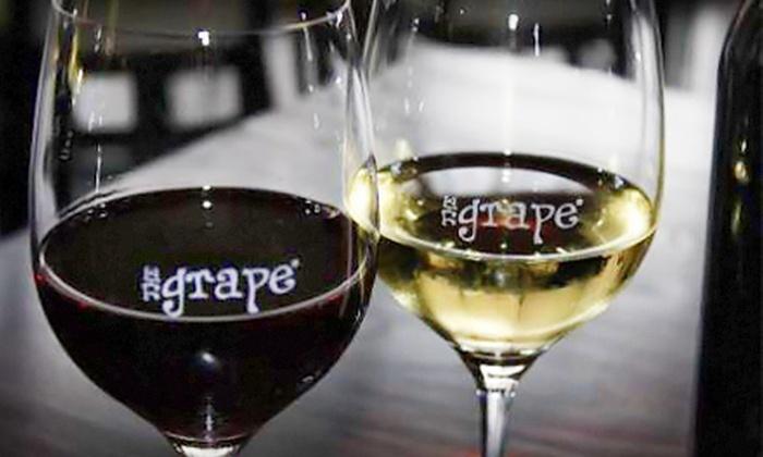 Grape Wine Bar and Bistro - Atlantic Station: The Grape Wine Bar & Bistro jacksonville