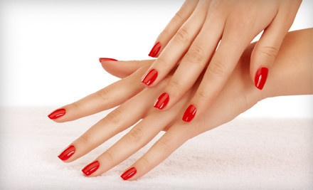 Mani-Pedi - Stunning Nails and Hair By Kate in Mane Street Salon in Meridian