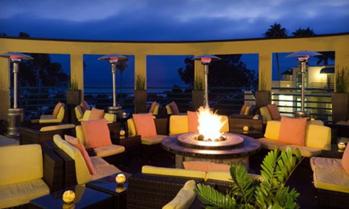 Vivo Rooftop Lounge - DoubleTree Suites by Hilton Doheny Beach - Dana Point: $15 for $30 Worth of Signature Drinks and Gastropub Fare at Vivo Rooftop Lounge in Dana Point