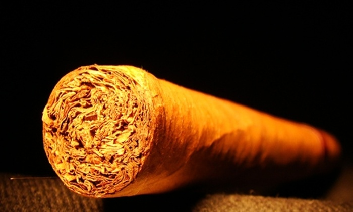 Cloud Nine Cigar Bar & Lounge - Palm Beach Gardens: $15 for $30 Worth of Cigars and Drinks at Cloud Nine Cigar Bar & Lounge