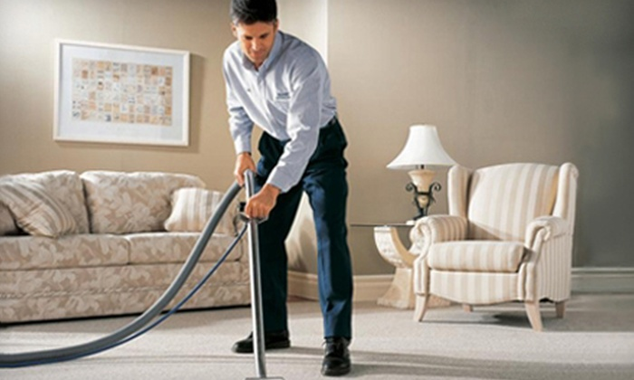 Sears Carpet & Upholstery - Santa Cruz / Monterey: Two or Four Areas of Carpet Cleaning from Sears Carpet & Upholstery (Up to 69% Off)
