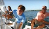 Half Off Intro to Sailing Class in Deltaville