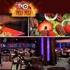 Half Off International Cuisine at Peli Peli