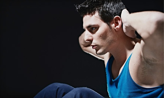B.-Fit - Brookside: $39 for Four Boot-Camp Fitness Classes at B.-Fit ($120 Value)