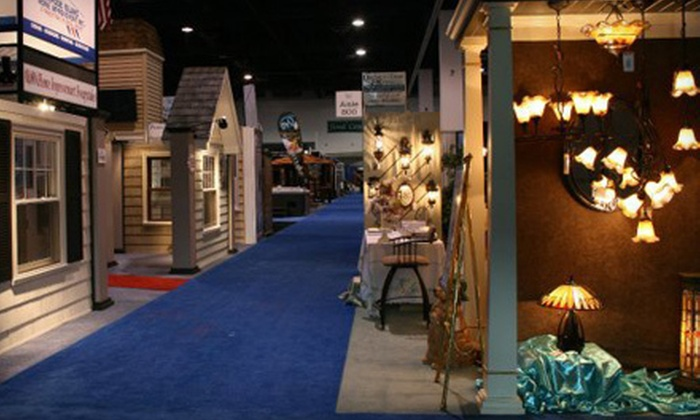 RIBA Home Show - Downtown Providence: $19 for a RIBA Home Show Outing for Four on March 29 or 30 (Up to $40 Value)