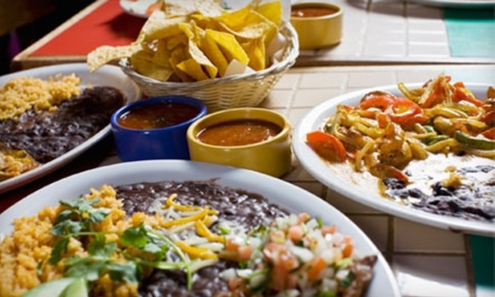 La Mex - Multiple Locations: $10 for $20 Worth of Mexican Fare at La Mex