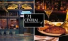 21 Central Steakhouse - CLOSED - Moss Bay: $21 for $50 Worth of USDA Prime Steaks, Fresh Seafood, and Drinks at 21 Central Steakhouse