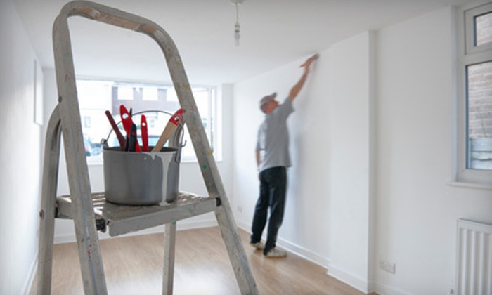 Living Colors Painting & Remodeling - Downtown: Painting Services for One or Two Rooms from Living Colors Painting & Remodeling (Up to 63% Off)