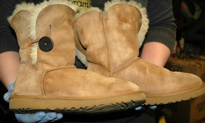 Bob's Shoe Repair - Wayzata: $10 for $20 Toward Shoe-Repair Services and Shoe or Ugg-Boot Cleaning at Bob's Shoe Repair in Wayzata