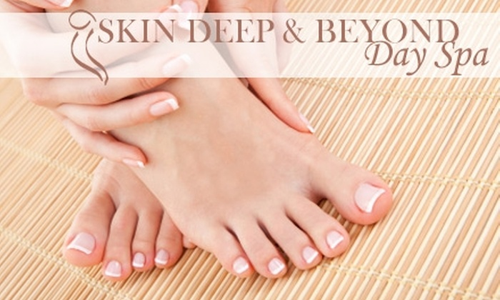 Skin Deep & Beyond Day Spa - Sherwood - Tualatin South: Good for 30-Minute Facial or Massage (Up to $49 Value) or 60-Minute Facial or Massage ($79 Value) at Skin Deep & Beyond Day Spa