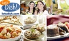 Let's Dish! - OUT OF BUSINESS - Multiple Locations:  $79 for $136 Worth of Do-It-Yourself Meals at Let's Dish!