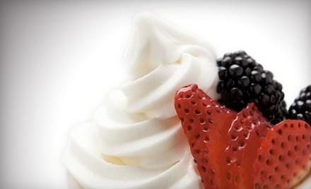 $10 Towards Frozen-Yogurt Creations - Yumilicious in Plano