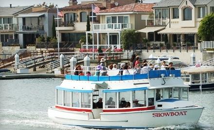 Fun Zone Boat Company: 1 Child Ticket - Fun Zone Boat Company in Balboa