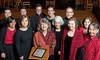 Cappella Clausura: Soundings - Eliot Church of Newton: Cappella Clausura: Soundings at Eliot Church of Newton on February 1 at 4 p.m. (Up to 54% Off)