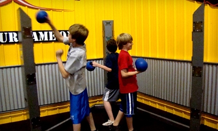 Xrkade - Sioux Falls: $49 for a Party Package from Xrkade at X Fitness ($100 Value)