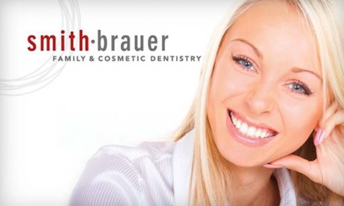 Smith-Brauer Family & Cosmetic Dentistry  - Hearth Stone: $139 for Zoom! Whitening Treatment at Smith-Brauer Family & Cosmetic Dentistry ($495 Value)