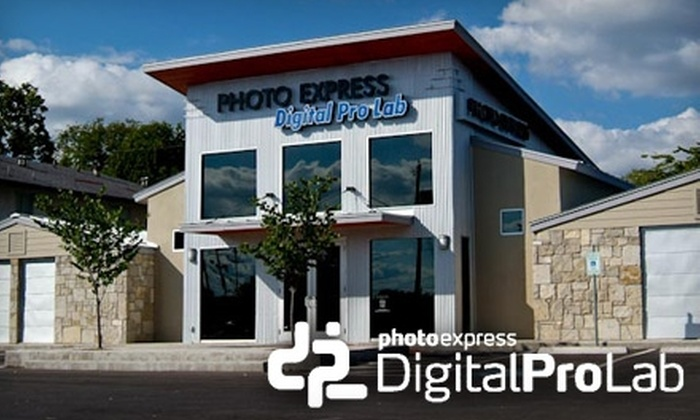 Photo Express Digital Pro Lab - Greater Harmony Hils: $20 for $40 Worth of Photographic Services at Photo Express Digital Pro Lab