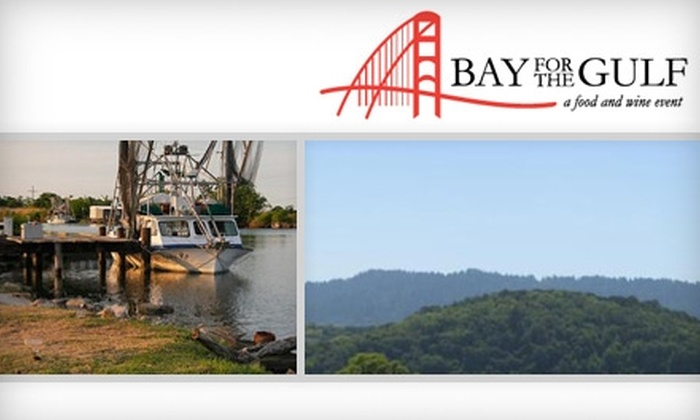 Bay for the Gulf - Sharon Height: $75 for One Ticket to the Bay for the Gulf Gala on October 24 ($150 Value)
