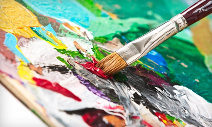 Art by Heart Studio - San Antonio North: Two, Four, or Six Hours of Open Studio Time at Art by Heart Studio (Up to 51% Off)