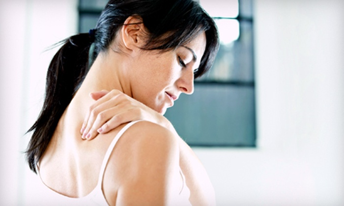 C.A.R.E. Chiropractic & Acupuncture or Spinal Decompression Centre - Multiple Locations: $29 for a Corrective Neck or Back Pain Package at Spinal Decompression Centre or at C.A.R.E. Chiropractic & Acupuncture ($130 Value)
